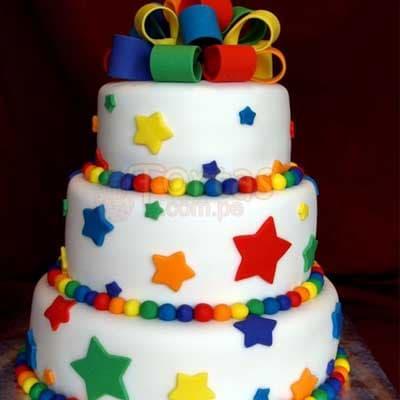 Torta para Feliz dia - Cod:CUM05