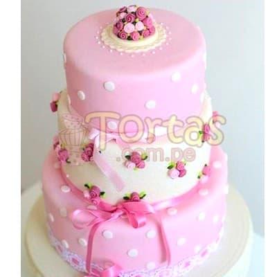 Torta Cumple de Pinkys - Cod:CUM08