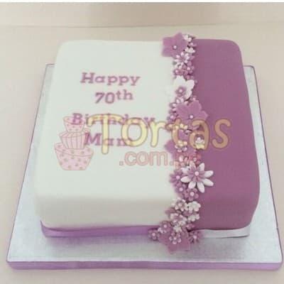 Torta Feliz cumpleaños especial - Cod:CUM14