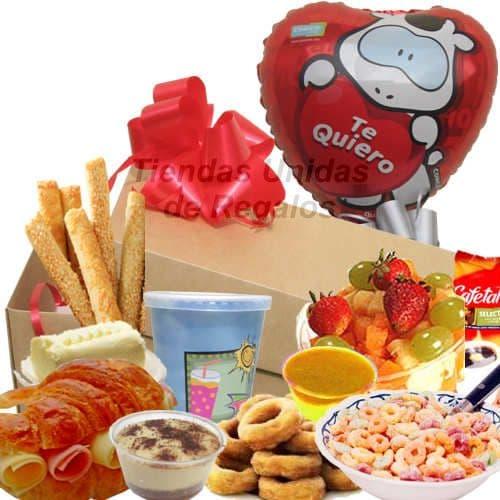 Desayuno mi vida - Cod: DAM04 - Whatsapp 980-660044.