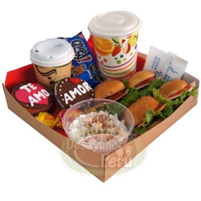 Delivery de Desayuno | Desayunos para enamorar - Cod:DAM02