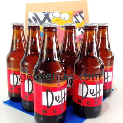 Delivery de Licores | Delivery Licores | Cerveza Duff - Cod:DBA11