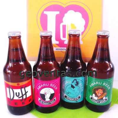 Cervezas Artesanales - Cod:DBA02
