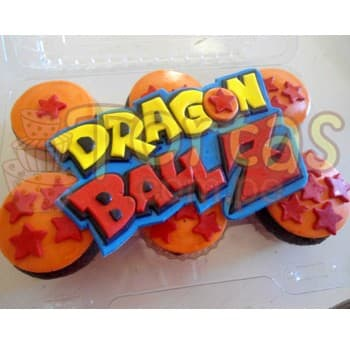 Cupcakes Dragon Ball Z - Whatsapp: 980-660044