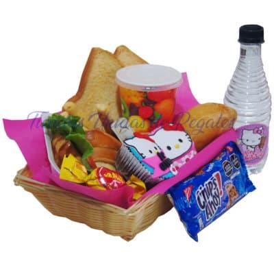 Desayuno Dulce Kitty | Hello Kitty Regalos - Cod:DCE06