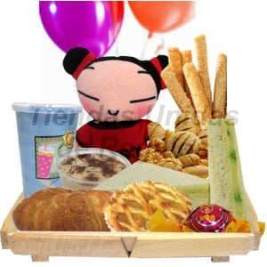 Desayuno por cumpleaños | Desayuno para cumpleaños - Cod:DCS11