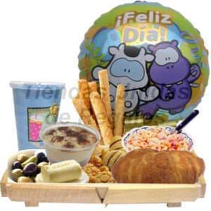 Desayuno de Aniversario | Desayunos Personalizados - Cod:DCS05