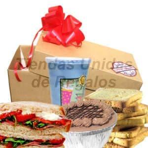 Desayuno de Feliz dia | Desayunos para Cumpleaños - Cod:DCS04