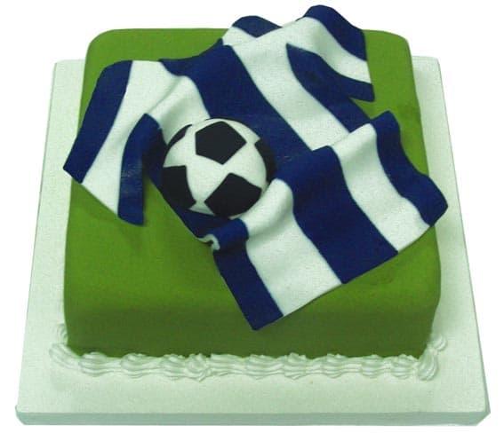 Torta alianza lima | Tortas deportivas | Tota alianza - Cod:IDA08