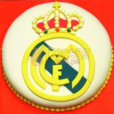 Torta Real Madrid para Papá | Regalos para día del Padre - Cod:DDP07