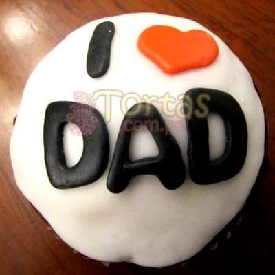 Dia del Padre - Cupcakes para Papa - Cod:DDP14