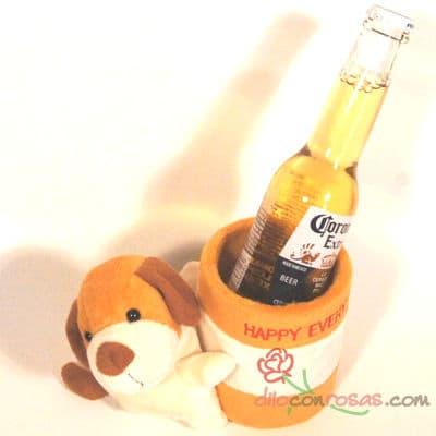Dia del Padre - Cerveza Corona para Papa - Cod:DDP31