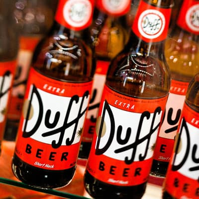 Cerveza Duff x 6 - Cod:DBA09