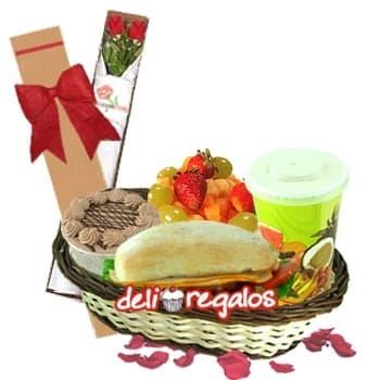 Desayuno Sorpresa | Desayunos Sorpresa a Domicilio | Desayunos para Regalar - Cod:DEA17