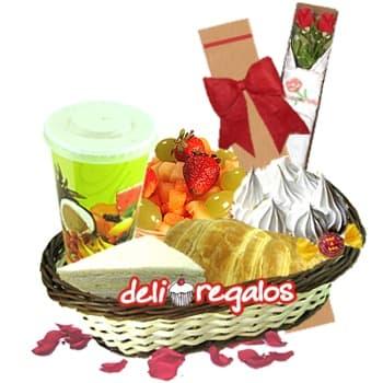 Desayuno Caricia - Cod:DEA05