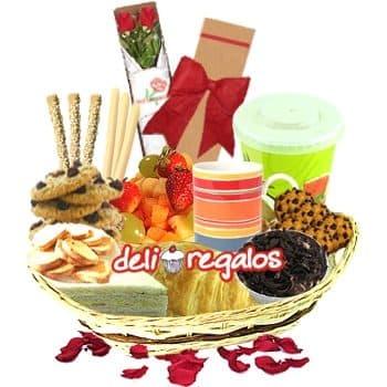 Desayunos a Domicilio | Desayuno Mia - Cod:DEA08