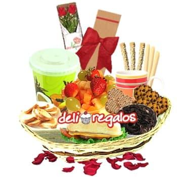 Desayuno Delicia - Cod:DEA09