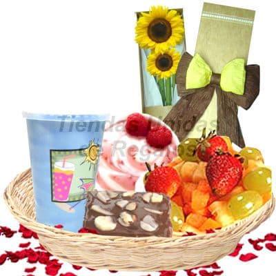 Cestas Gourmet para Regalar | Desayuno Pintando - Whatsapp: 980-660044
