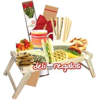 Desayuno Delicia - Cod:DEA15