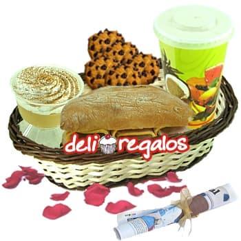 Desayunos Delivery por el Dia del Padre | Delivery Desayunos | Desayunos a Domicilio Lima - Cod:DEL17