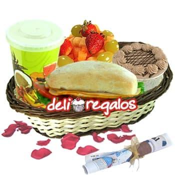Regalos de Cumpleaños para Hombres | Desayuno Delivery | Desayunos Sorpresa - Cod:DEL03