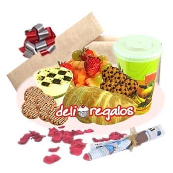 Desayunos a Domicilio | Desayuno Peru | Desayuno Delivery Lima - Cod:DEL04