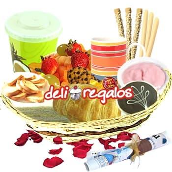 Desayuno a ti - Cod:DEL09