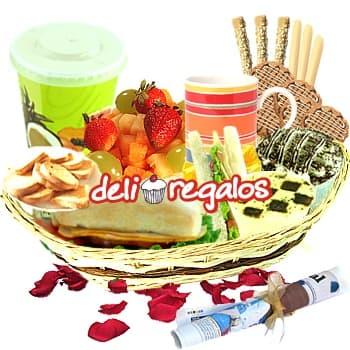Desayunos Personalizados Lima | Desayunos Delivery - Cod:DEL10