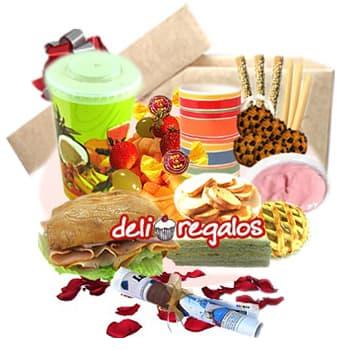 Desayuno Sorpresa Cumpleaños | Desayunos Delivery - Cod:DEL11