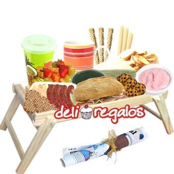 Desayuno Amores - Cod:DEL14