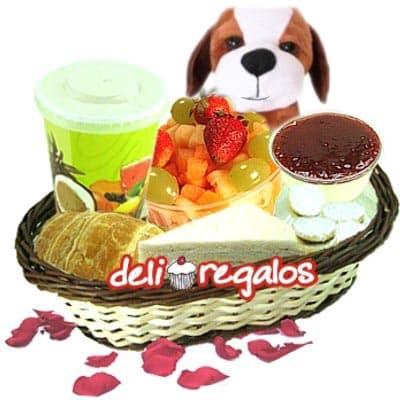 Desayuno gusto - Cod:DEL18
