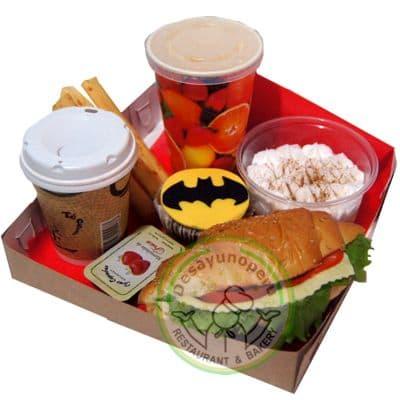 Desayuno Batman - Cod:DGA02