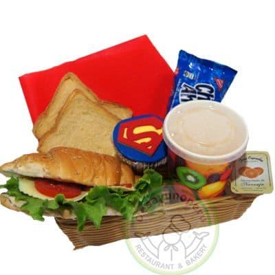 Desayuno Superman 2 - Whatsapp: 980-660044