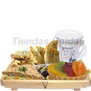 Desayuno Gourmet 1 - Cod:DJK01