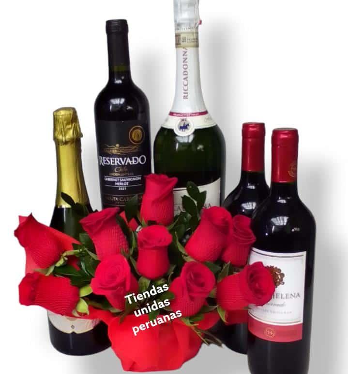 Cesta Gourmet | Desayunos Delivery | Lima - Cod:DJK07