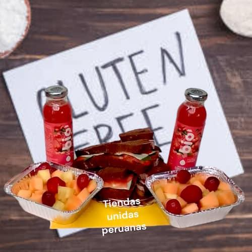 Desayuno a Domicilio Lima | Desayunos Delivery  - Cod:END05