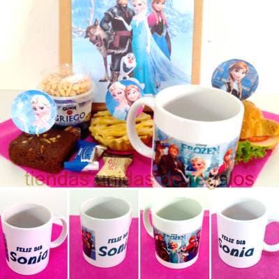 Desayuno Personalizado Dia de la Mujer - Cod:DMK04