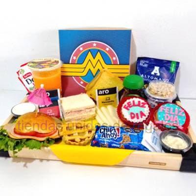 Desayunos San Valentin | Desayunos Tematicos | Desayunos Delivery - Cod:DMK20