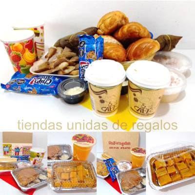Desayuno Criollo para 8 de Marzo - Cod:DMK29