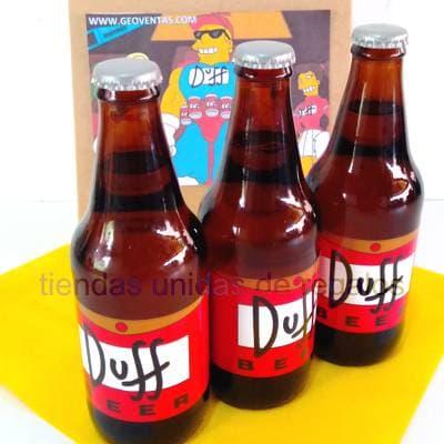 Cerveza Duff para el dia de la Mujer - Whatsapp: 980-660044
