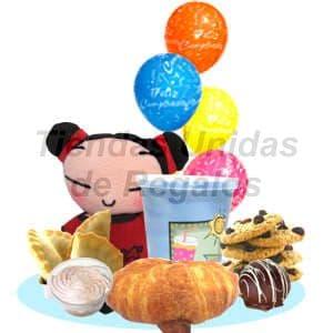 Desayunos infantiles para Regalar | Desayuno y Peluche - Whatsapp: 980-660044