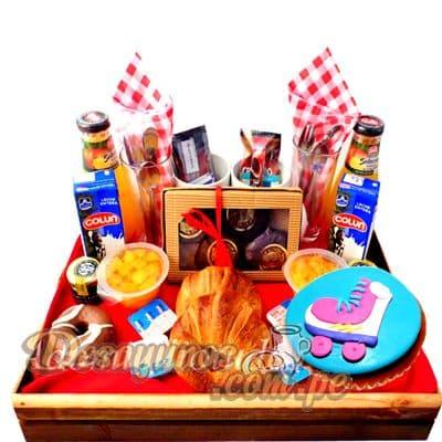 Desayunos para Chicos a Domicilio | Desayuno Soy Luna - Whatsapp: 980-660044