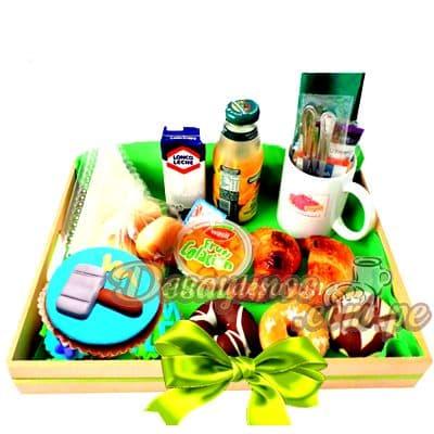 Desayunos infantiles | desayunos a domicilio para niños | Desayuno Thor - Cod:DNN22