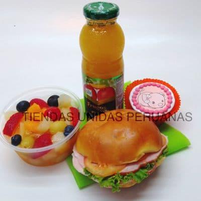Desayunos para Chicos a Domicilio | Infantil Personalizado - Cod:DNN32