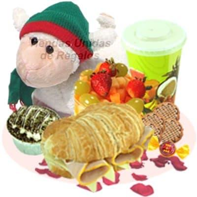 Desayunos Navideños | Desayuno para navidad - Cod:DNV03