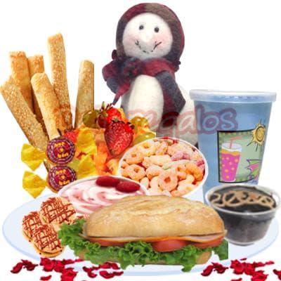 Desayuno por fiestas - Cod:DNV04