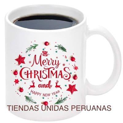 Desayunos Navideños | Regalo por Navidad con Dulces - Cod:DNV07