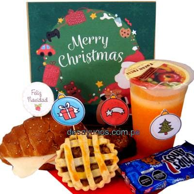 Desayuno Navidad - Cod:DNV09