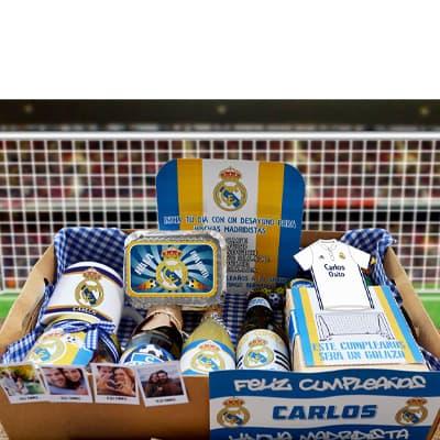 Desayuno Real Madrid - Cod:DPT03