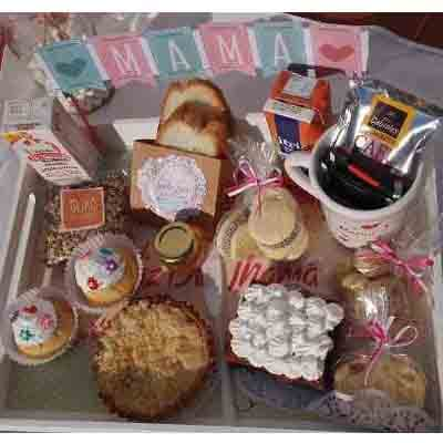 Desayuno para Mama - Cod:DSP17